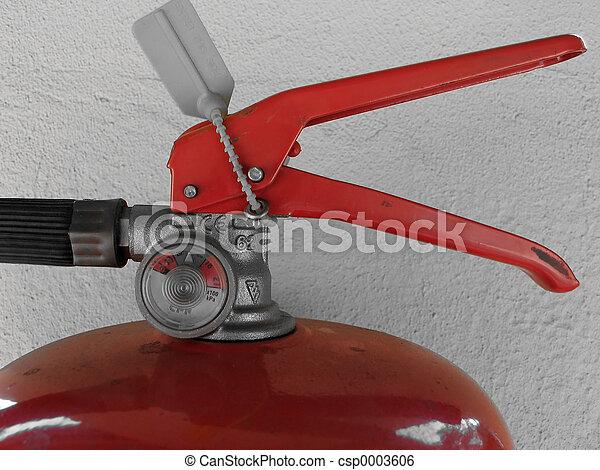 Fire extinguisher - csp0003606
