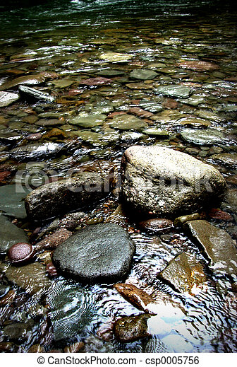 Rocks and Water - csp0005756