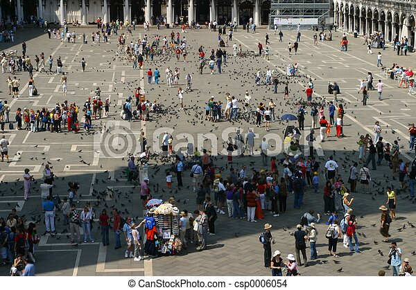 St. Mark's square - csp0006054