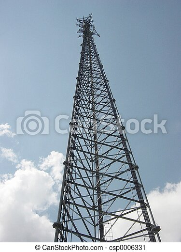 Cell Tower - csp0006331