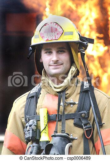 Fireman - csp0006489