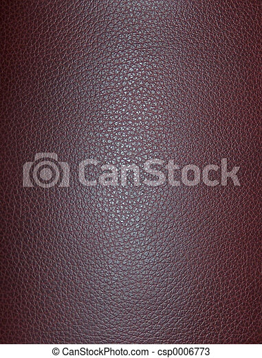 Burgundy Leather - csp0006773