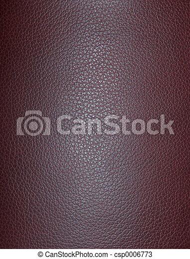 Burgundy Leather - csp0006773