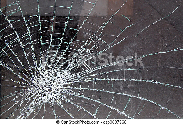 Shattered Glass - csp0007366