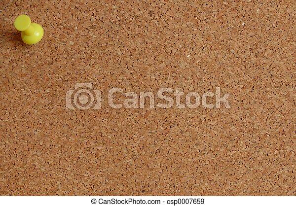 Corkboard - csp0007659
