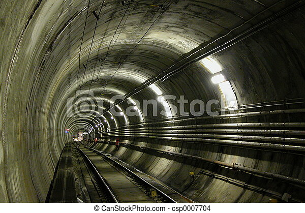 LRT Tunnel - csp0007704