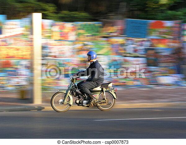 Moto commute - csp0007873