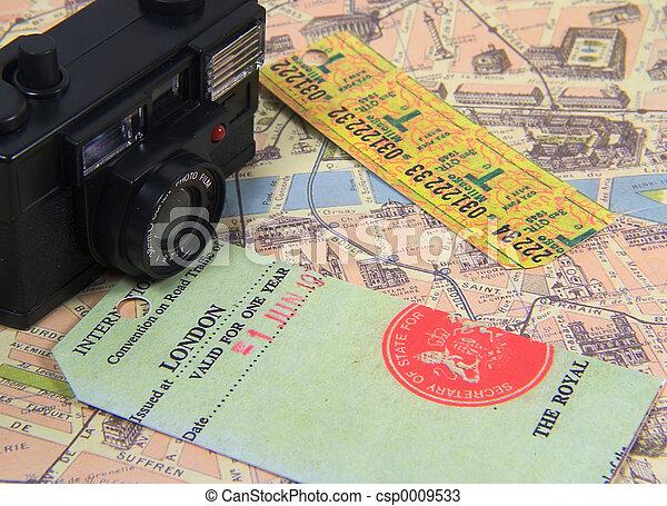 Tourist - csp0009533
