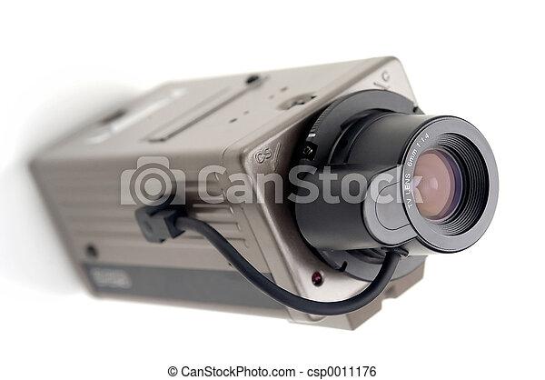 Security TV Camera - csp0011176
