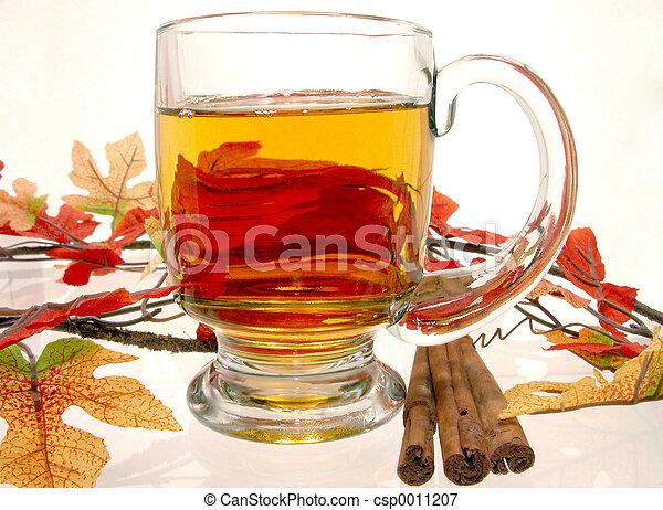 Hot Cider Clipart Hot Apple Cider Csp0011207