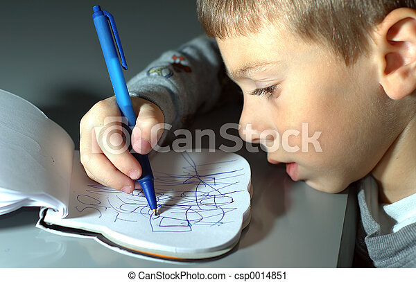Toddler Drawing