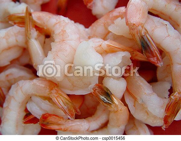 cooked shrimp - csp0015456
