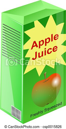 Apple Juice - csp0015826