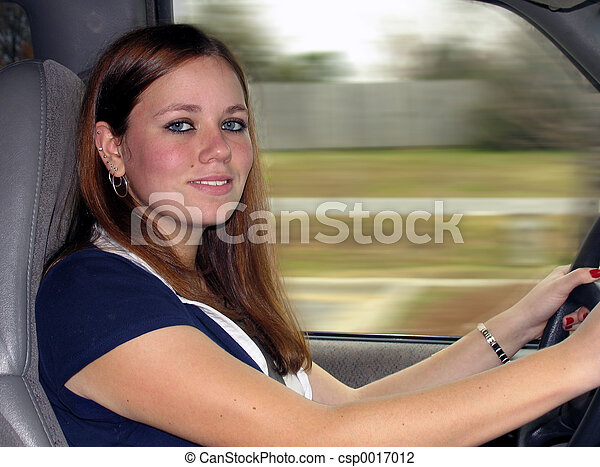 teen driving - csp0017012