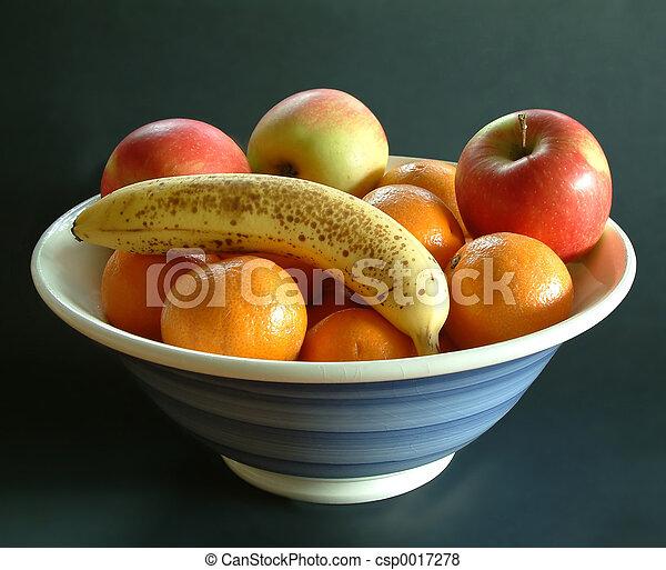 フルーツ, ボール - csp0017278