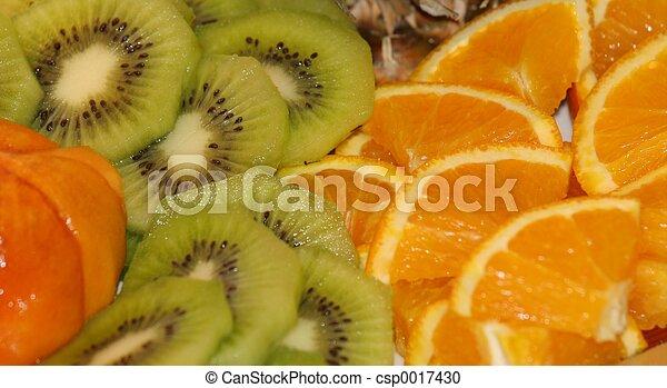 Exotic fruit - csp0017430