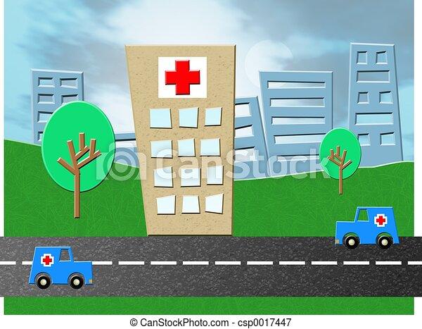 Emergency Hospital - csp0017447