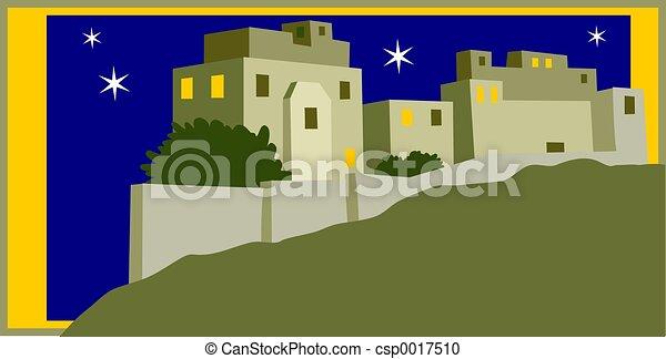 Holy City - csp0017510