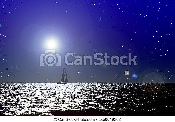 Sail to Nod - csp0019262