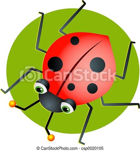 Ladybug - csp0020105