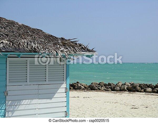 Beach Hut - csp0020515