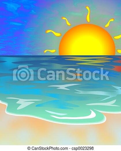 Seascape - csp0023298