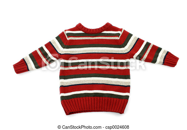 Boy's Sweater - csp0024608