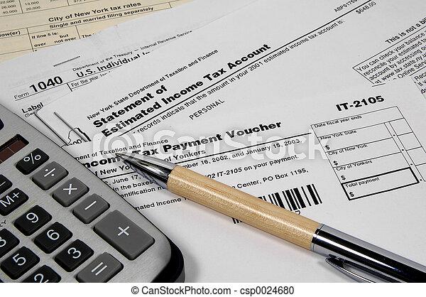 formulários, imposto - csp0024680
