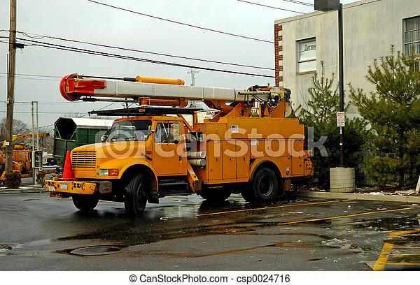 Utility Truck - csp0024716