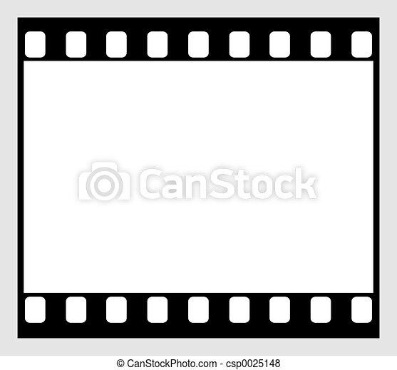 35mm Film Strip - csp0025148