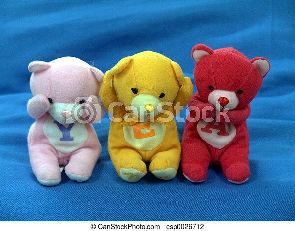 Ursos,  3 - csp0026712