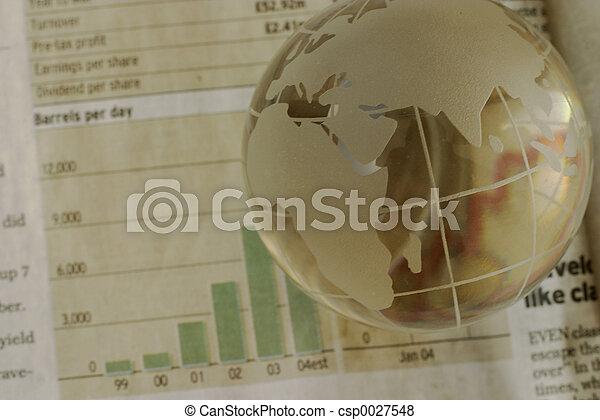 全球, 油 - csp0027548