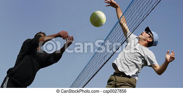 Beach Volleyball - csp0027856
