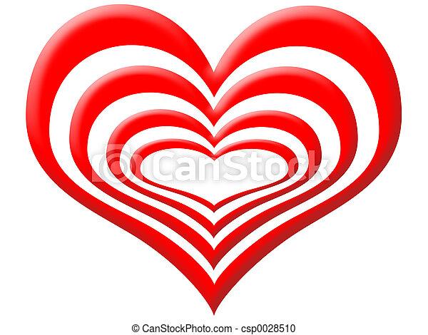 Love layers - csp0028510