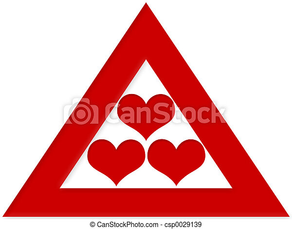 Love Triangle - csp0029139
