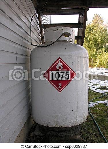 propane tank - csp0029337