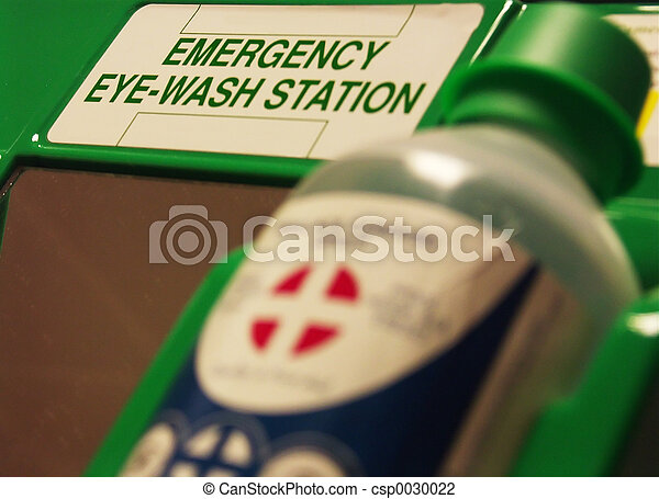 eye wash station - csp0030022