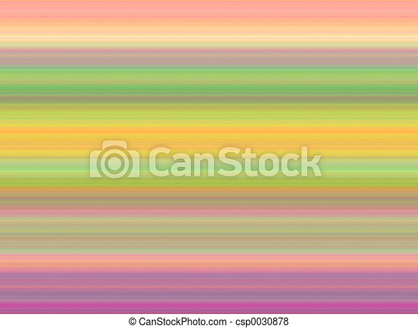 Colored Straw - csp0030878