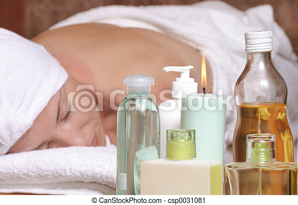 Aroma massage - csp0031081