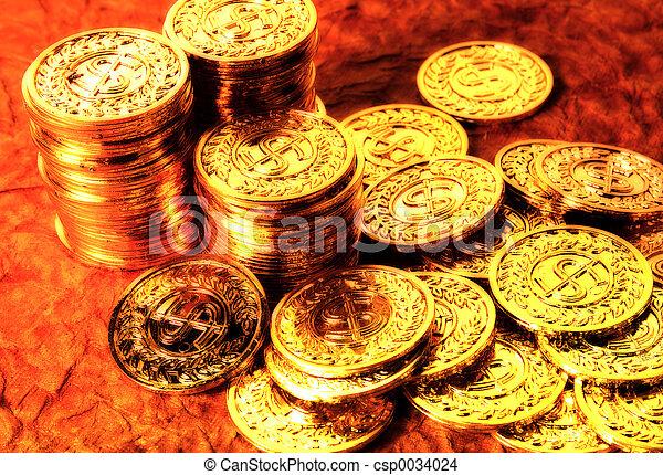 Gold Coins 2 - csp0034024