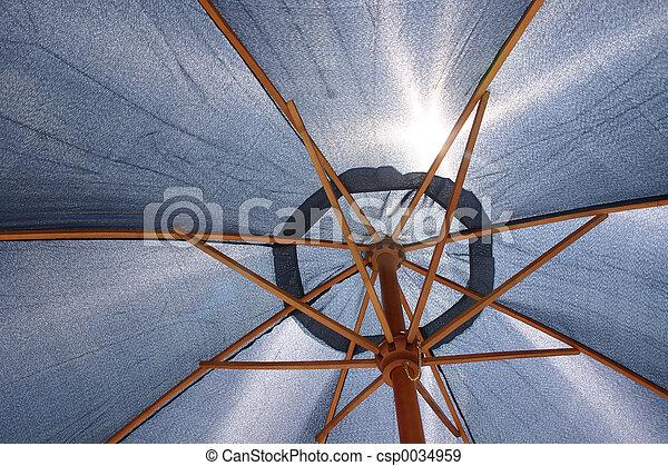 Fend off the Sun - csp0034959