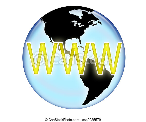 World Wide Web - csp0035579