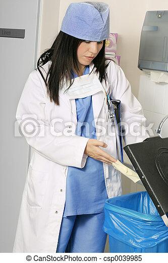 Clinical waste disposal - csp0039985