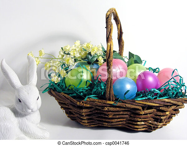 Easter Basket - csp0041746