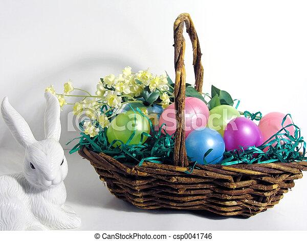 Easter Basket - csp0041746