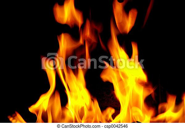 Flames - csp0042546