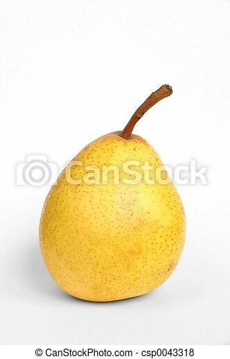 Pear - csp0043318