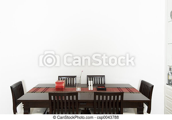 Dining Room - csp0043788