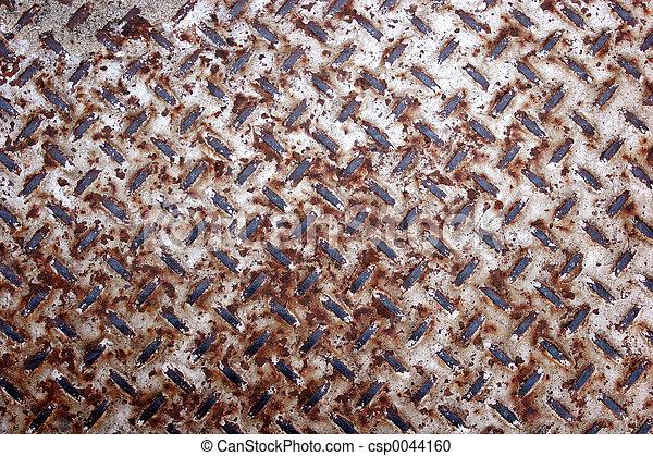 Rusted Metal - csp0044160