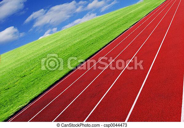 Racetrack - csp0044473